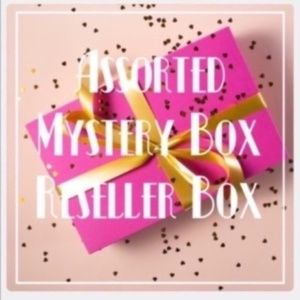 Assorted Mystery Box or Reseller Box - 5+ Items!!!